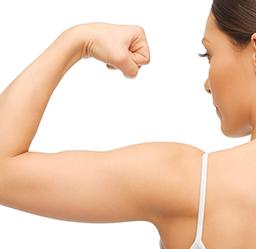 Upper Arms Fat Loss