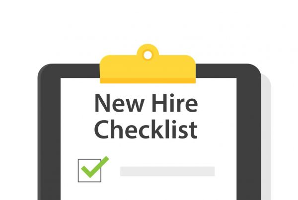 hiring criteria checklist